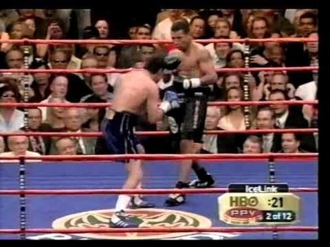 [ Boxing fight 2016 ]Oscar De la Hoya vs. Ricardo Mayorga