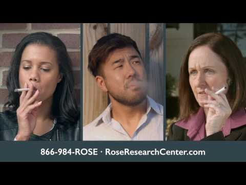 Research Studies for Cigarette Smokers Not Ready to Quit