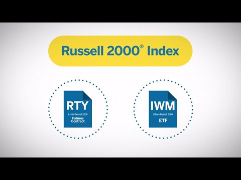 Reasons to Trade E-Mini Russell 2000 Futures over Russell 2000 ETF's