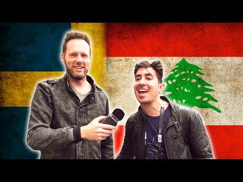 SWEDISH VS LEBANESE ARABIC - Language Challenge