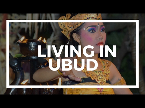 Living in Ubud, Bali for digital nomads: Pros and cons