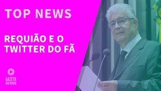 Top News 3 - Requião e o Twitter do fã...