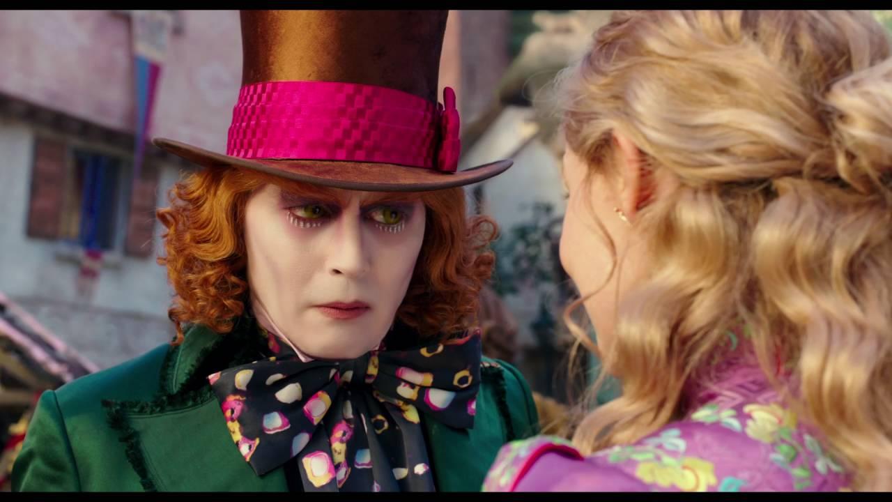 Alice i spegellandet - Hattmakaren som ung - Disney