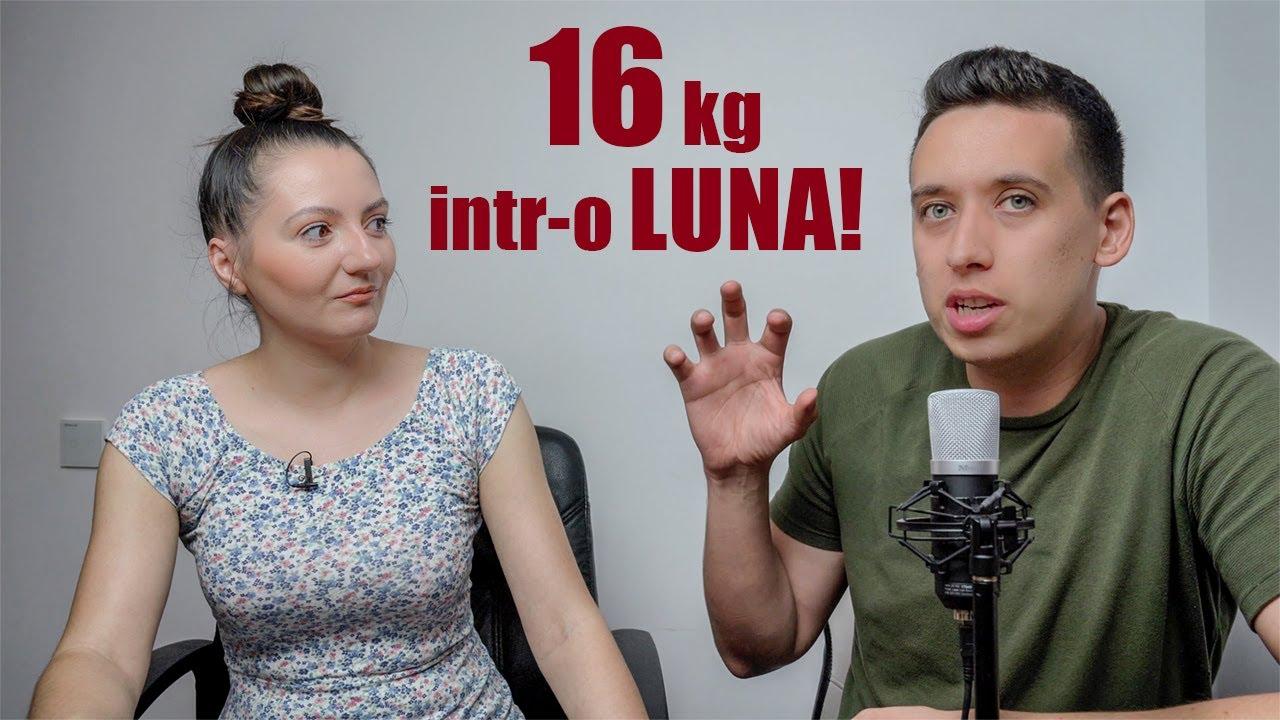 slăbește 8 kg într-o lună pierdeți în greutate din cauza bolii