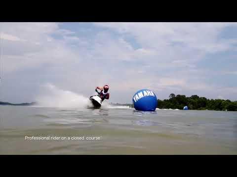Standup jetski retnal: Yamaha SuperJet