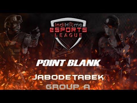 IndiHome eSports League 2019 - Regional League Point Blank JABODETABEK Group A