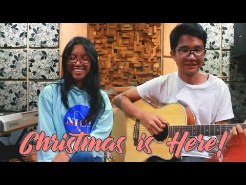 download Anthem Lights - Christmas is Here (cover)