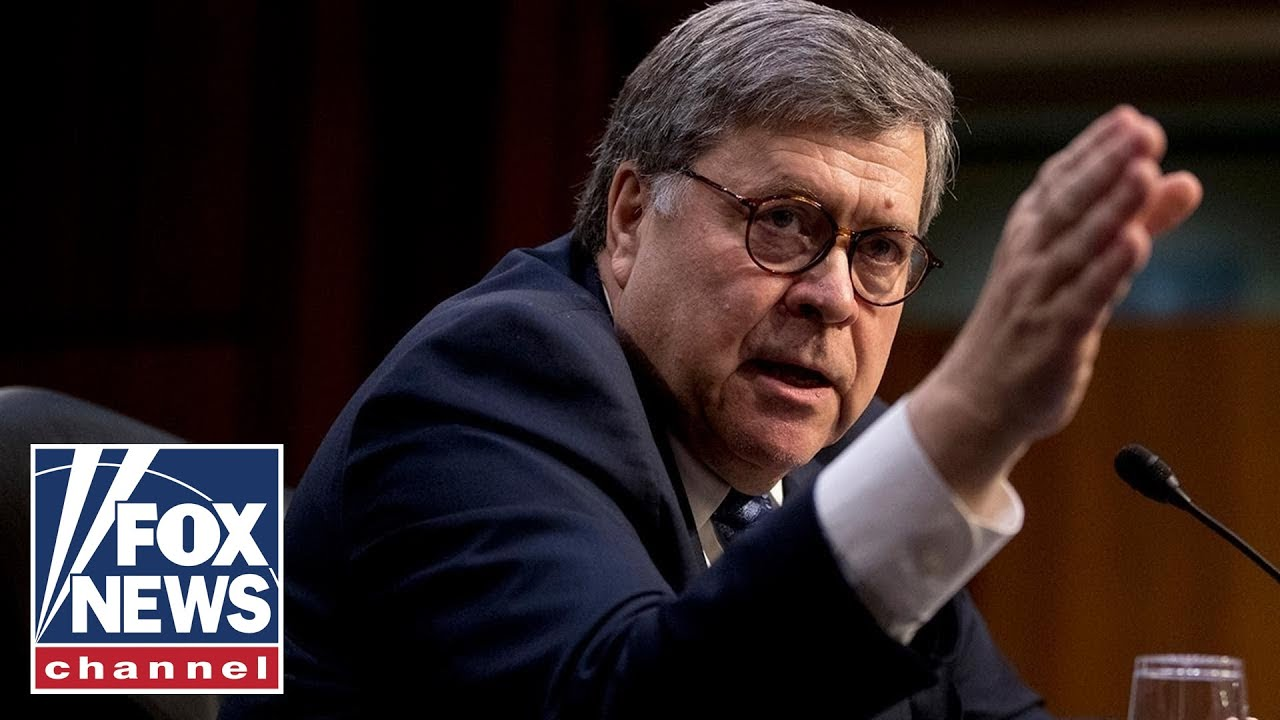 Attorney General Barr may boycott House hearing