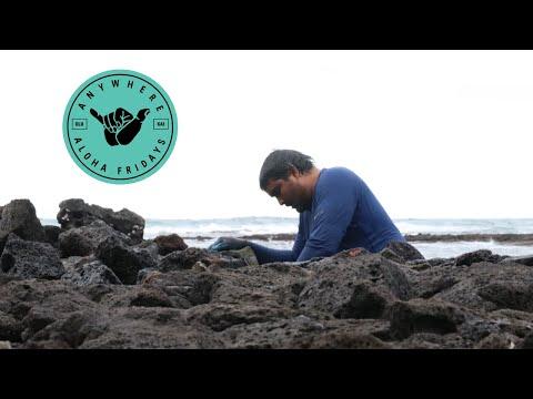 Anywhere #AlohaFridays - How To Build A Rock Wall With Edith Kanaka'ole Foundation
