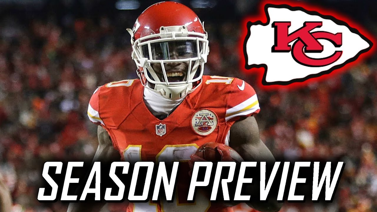 9eb618e9a81 Kansas City Chiefs 2017 NFL Season Preview - Win-Loss Predictions and More!