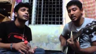 Tore mon diya (Protikkhar prohor) Cover by Rifat & Mony