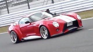 【100台以上】スーパーカーパレード 爆音通過サウンド/Supercars sound in Japan. Ferrari, Lamborghini, Porsche, Mclaren, more!