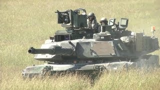 US Army - Latest Weapons, Platforms & Equipment Tested At Exercise Combined Resolve II [1080p]