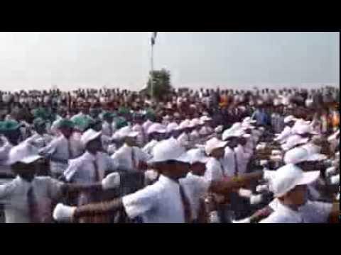 Republic day grand parade at Marine Drive, Mumbai - India - 26th Jan 2014 - Part 8