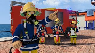 New Fireman Sam US ❄️A Fire in the Store! 🔥 ⛄️HOLIDAY SPECIAL ⛄New Episodes ❄️🔥Kids Cartoons