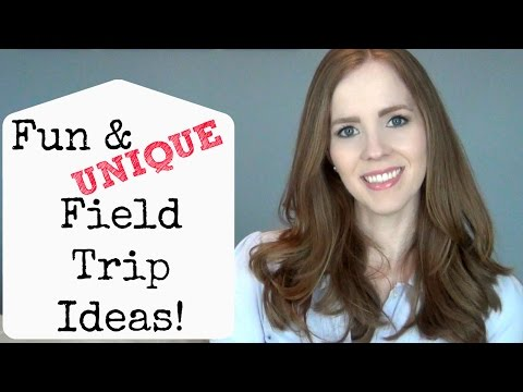 Fun & Unique Field Trip Ideas for Homeschoolers & Teachers