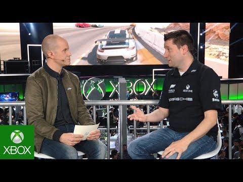 Forza Motorsport 7 - Creative Director E3 Interview