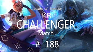 Korea Challenger Match #188/LO…