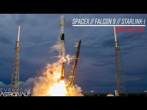 Watch SpaceX Reuse A Fairing For The First Time For Starlink-1!!!