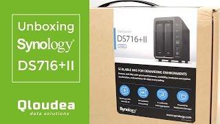 Unboxing - Synology DS716+II Servidor NAS para empresas