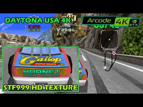 Daytona USA (2019 HD Stf999) / 4K Model 2 Emulator / RTX 2080ti