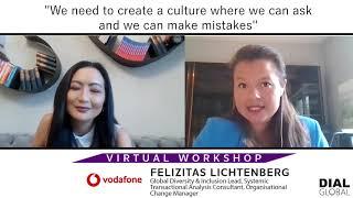 Virtual Webinar: Felizitas Lichtenberg (Vodafone)