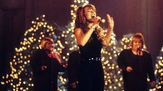 Mariah Carey - All I Want For Christmas Is You Live Saint John The Divine