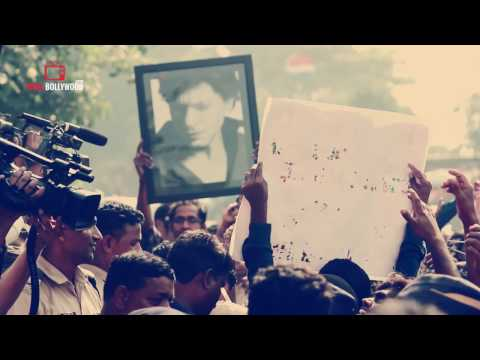 Crazy Fans At Mannat | FAN | Shah Rukh Khan | ViralBollywood