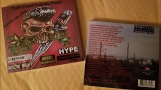 HYPE - The Fix (from Oakville Uber Alles compilation album) Canadian Hardcore