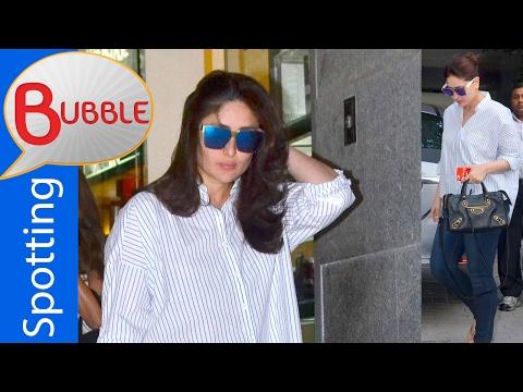 Spotted: Kareena Kapoor Khan Looks Super Fresh In Her No-Makeup Look