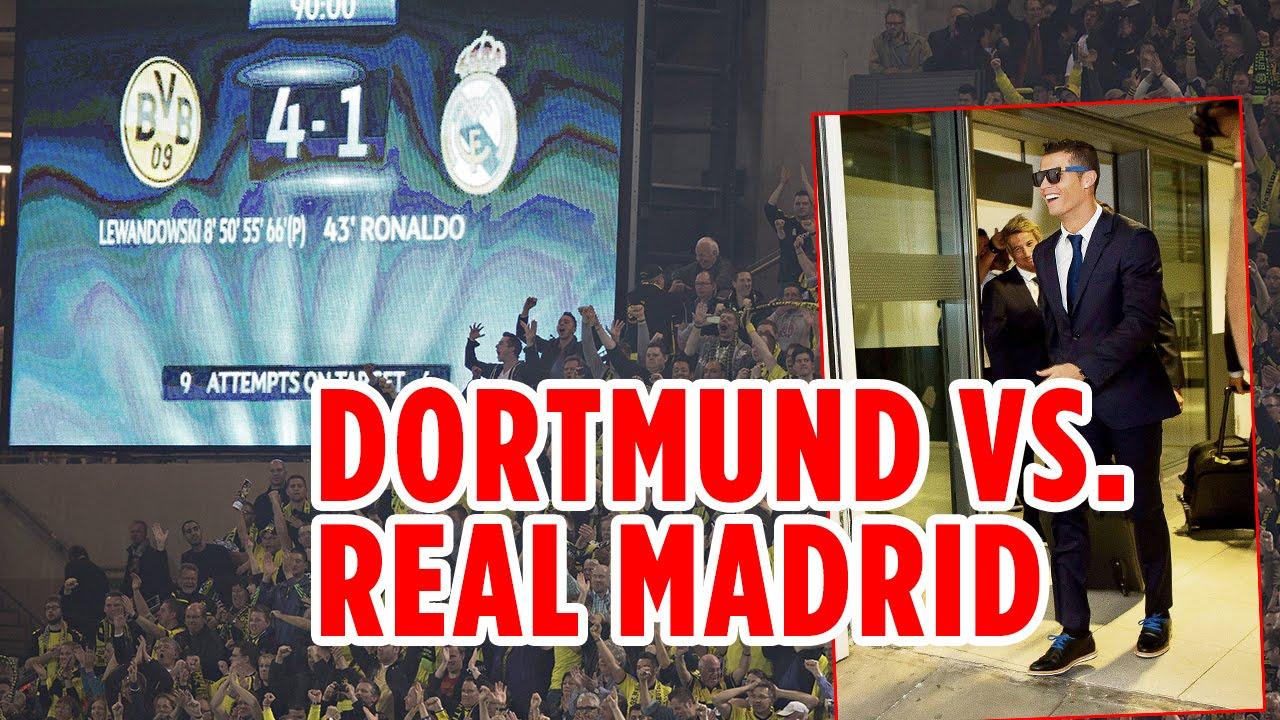 Dortmund Gegen Real