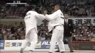 JUDO 2008 All Japan: Keiji Suzuki 鈴木桂治 (JPN) - Masahiko Tomouchi (JPN)