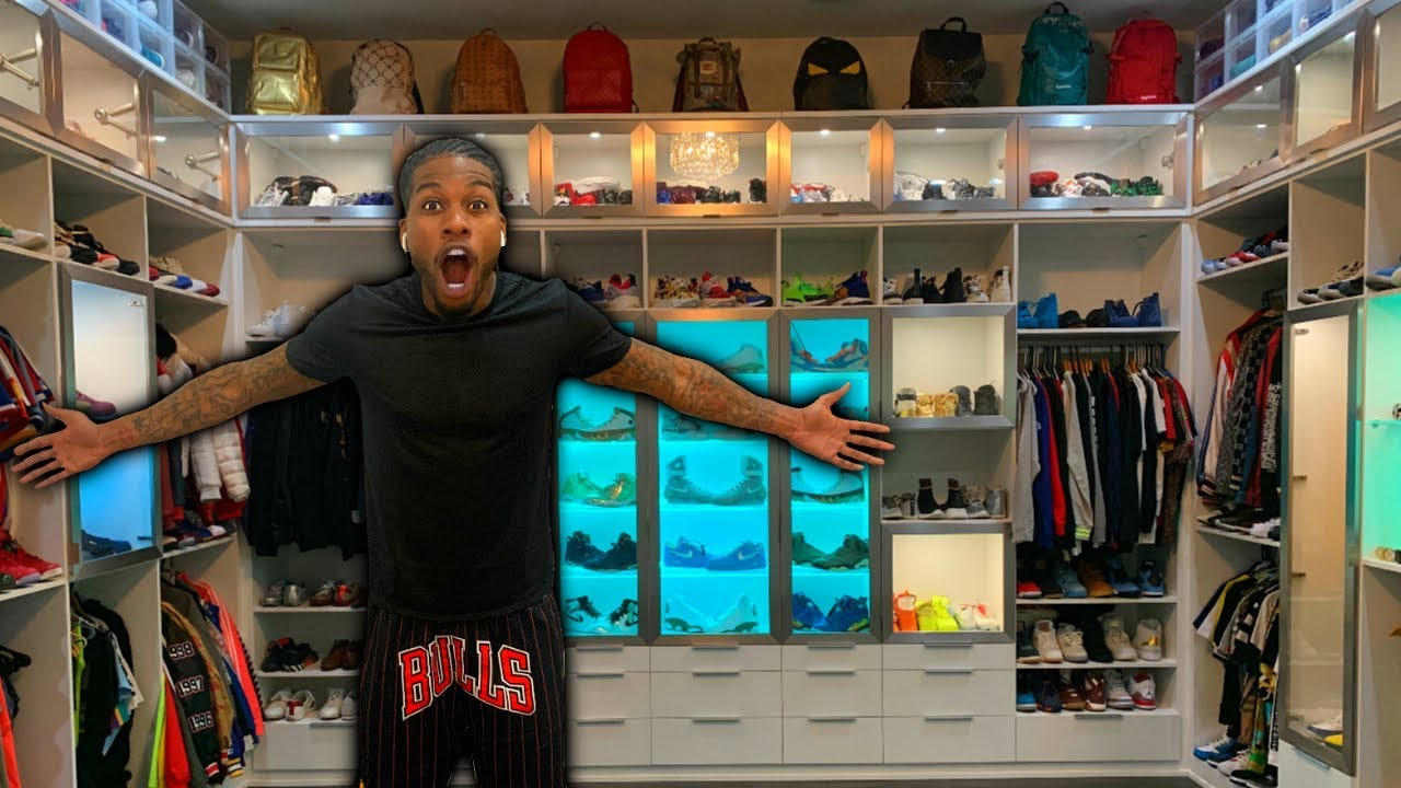 I Finally Finished My Biggest Challenge Of The Year! (1,500,000 HypeBeast Closet)