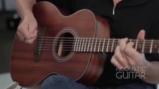 review: two all-mahogany bristol guitars, bm-15 - bd-15