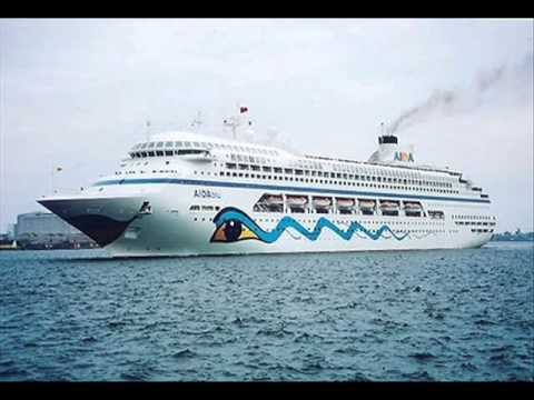 The AIDA Cruises Fleet