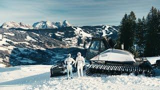 F1 Winter Break: Snow Ride