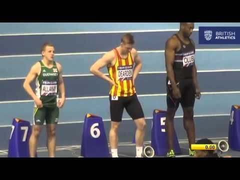 Indoor British Championships – Live Coverage, 27 February 2016