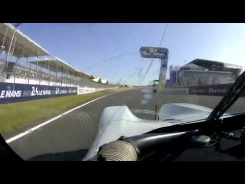 Nissans Zeod Rc Achieves First Ever All Electric Lap At Le Mans