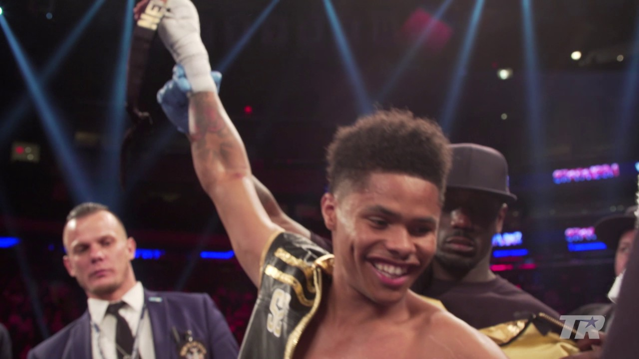 Shakur Stevenson vs. Carlos Suarez | Highlights