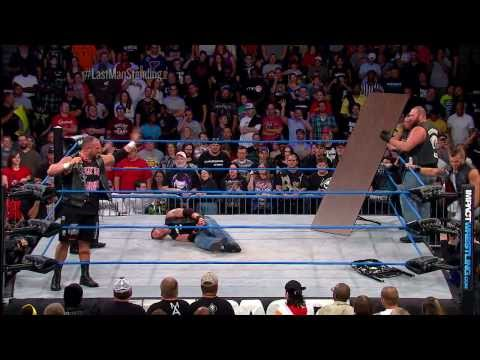 World Title Match and aftermath: Bully Ray vs. Mr. Anderson - September 12, 2013