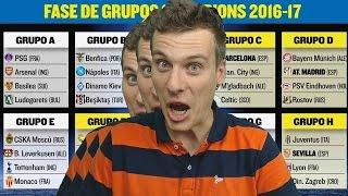Losowanie grup Ligi Mistrzów - Legia i Real zadowolone!