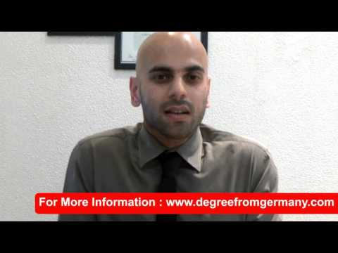Eligibility for studying in Germany