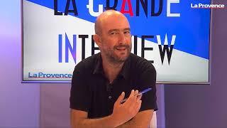 Covid, incendies : Grégory Allione, directeur du Sdis 13 est l'invité de La Grande Interview