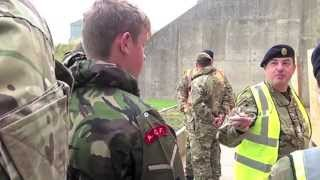 ACF Weapon Training: Otterburn Aug 2013