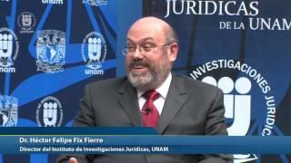 La Cultura Jurídica, Actualidad - Héctor Fix-fierro