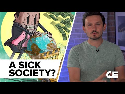 Are We Well Adjusted To A Profoundly Sick Society?