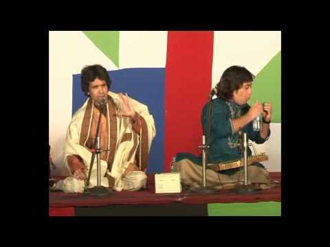 Ustad Tanveer Ahmed Khan And Imran Ahmed Khan-Vilabhit Khayal in Raga Anandshree And Drut Khayal in