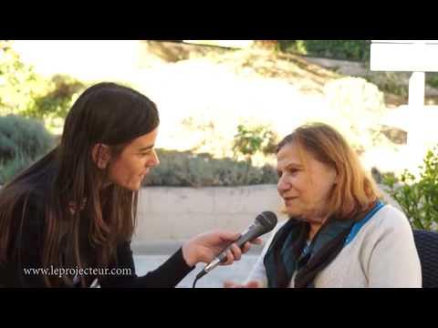 Rencontre avec Marcelle Rosnay Moustaki, soeur de Georges Moustaki
