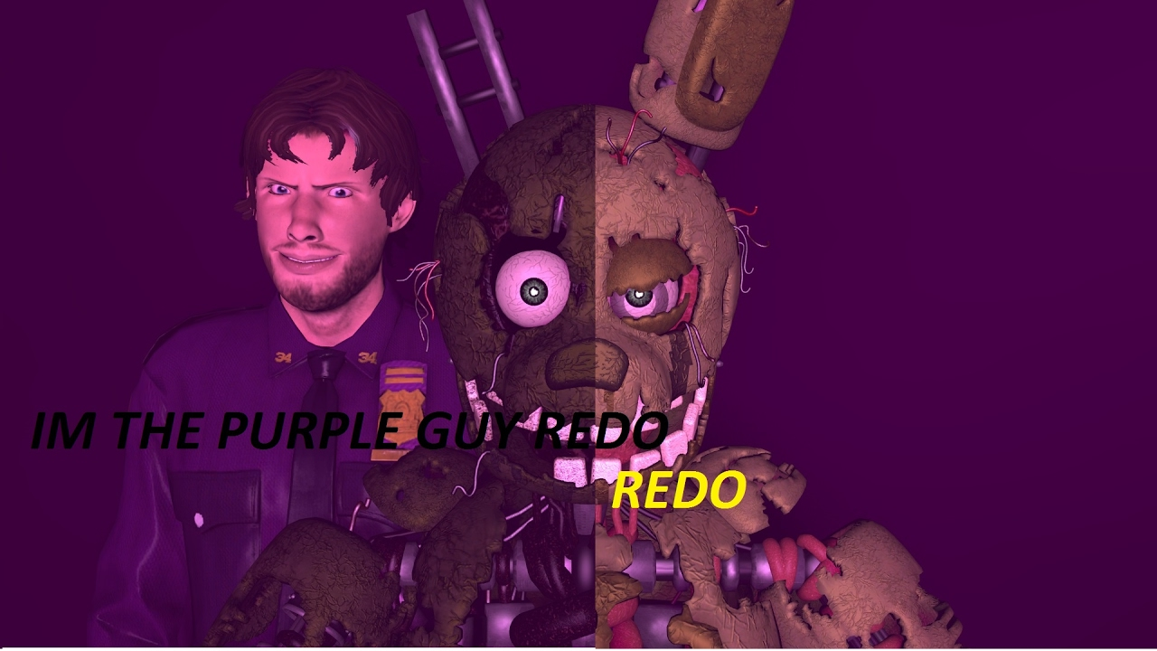 [SFM/FNAF] ( Family Bad Story 1/5) I`m The Purple Guy By