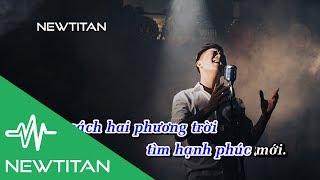 [Karaoke] Phải Chia Tay Thôi - Tuấn Hưng [Beat]